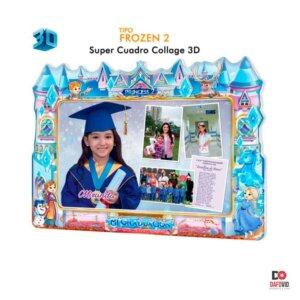 Diploma biomadera Frozen 2