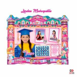 Diploma biomadera Lindas muñequitas