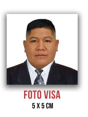 Foto visa