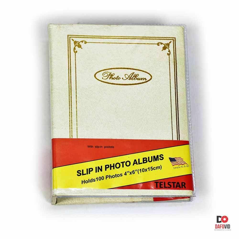 Album de fotografía para 100 fotos jumbo