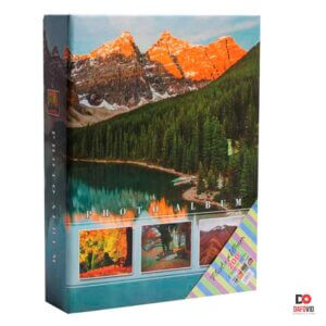 Album de fotografía celeste para 200 fotos jumbo