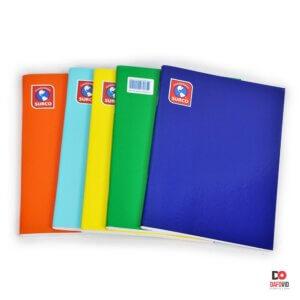 Cuaderno cuadriculado A4 Surco